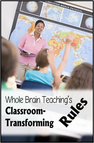 Corkboard Connections: Whole Brain Teaching's Classroom-Transforming Rules - Get ready for a series of guest blog posts from the WBT guru, Chris Biffle himself!