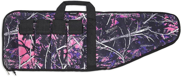 Extreme Tactical Rifle Case - Muddy Girl Camo - www. eGunBags.com