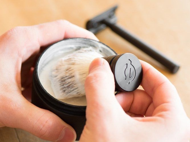 The Baron #ShaveKit  Ditch your cheap disposable cartridge razors! #mensstyle