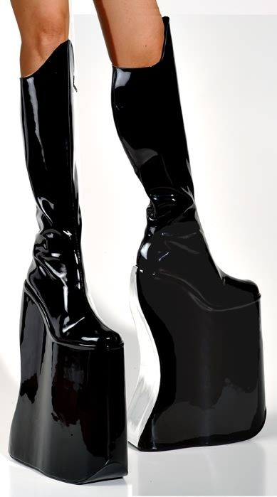 These boots are made for walking...maybe not, but they are awesome nonetheless.