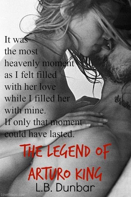 *TEASER* The Legend of Arturo King by L.B. Dunbar. 1/27/15.