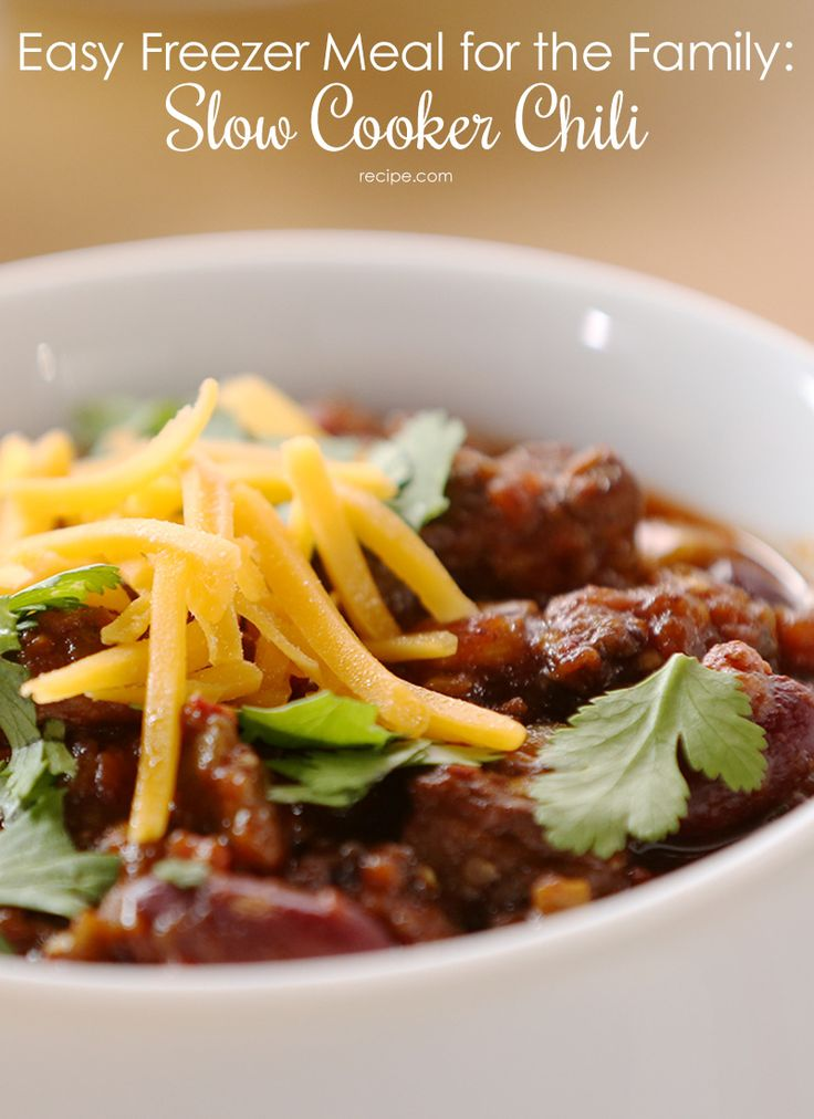 how to make a pot of chili