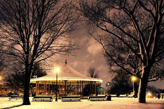 Riverside Park  pavillon- Baltimore Absolutely stunning Park, near Fells Point
