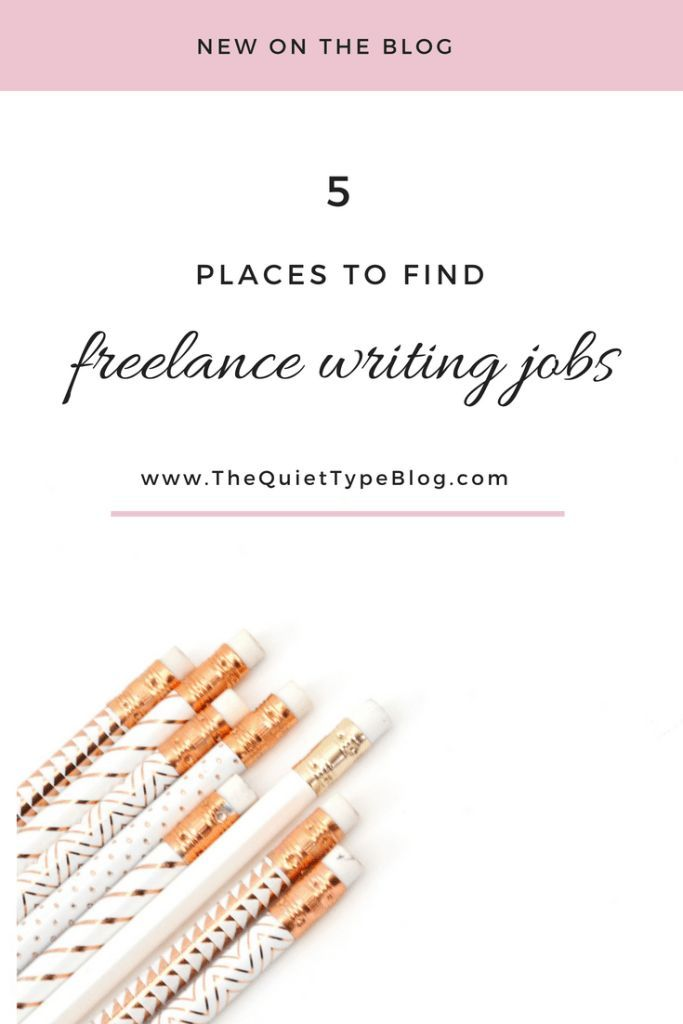 As a freelance writer, finding high paying writing jobs and quality