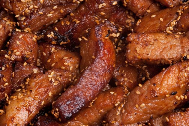 Orange Ginger Beef - Approx. 400 calories #u_weight_loss