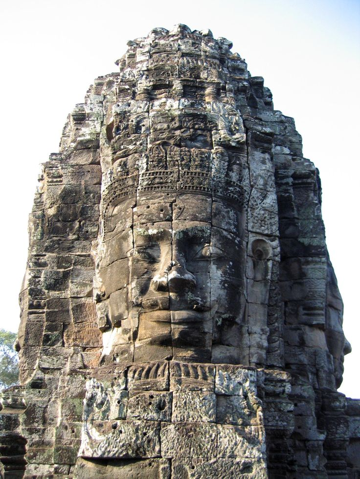#Cambogia - Angkor Thom - Bayon #travelblogger