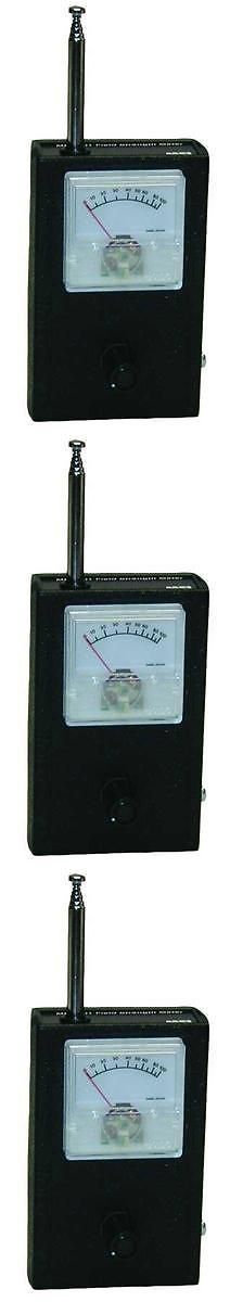 Other Ham Radio Equipment: Mfj-801 Compact Rf Field Strength Meter 100Khz To 500Mhz -> BUY IT NOW ONLY: $35.35 on eBay!