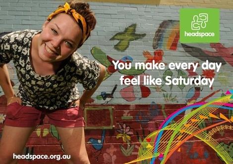 You make every day feel like Saturday