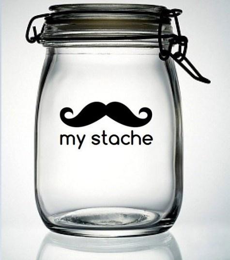 Change jar. Too cute!