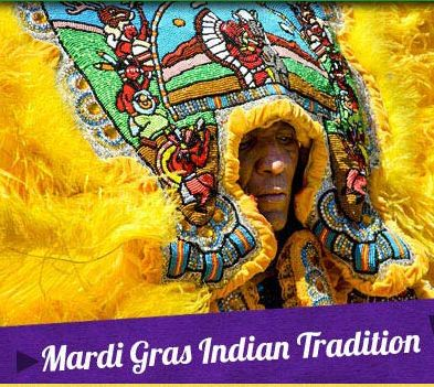 All you need to know about New Orleans' best loved tradition... Mardi Gras! As with carnivals from Brazil to Italy, Mardi Gras is celebrated in the run up to Ash Wednesday in the christian calendar and means Fat Tuesday.