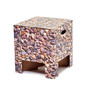 Beautiful Dutch Design Chair Is An All In One Cubic Cutie