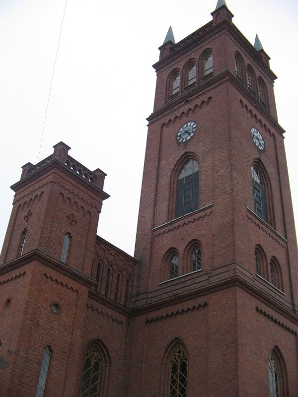 Vaasa - Lutheran Church