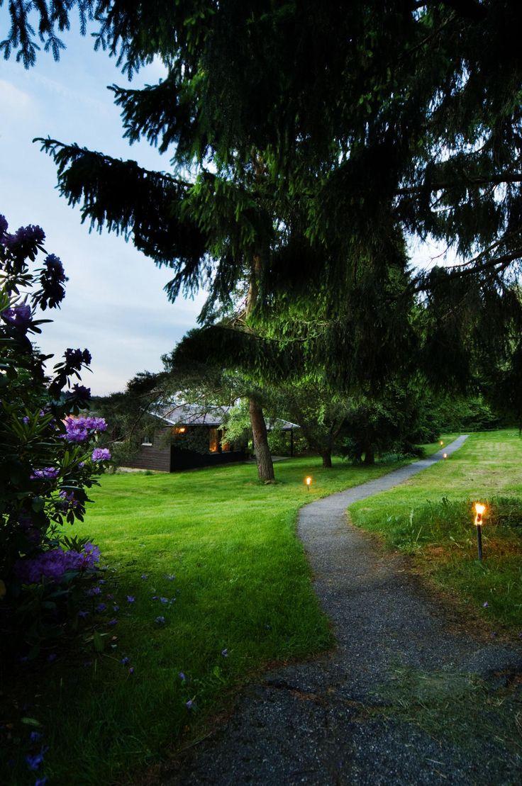 7 Gärten Ferienhäuser Bischofsmais Naturpark Bayerischer Wald Fincas Bärnstein