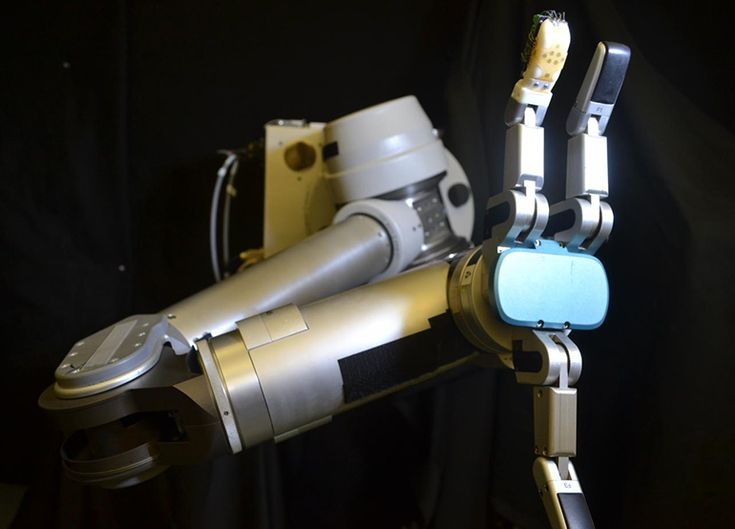 Flexible Skin for Prosthetics Can Sense Shear Force | Medgadget