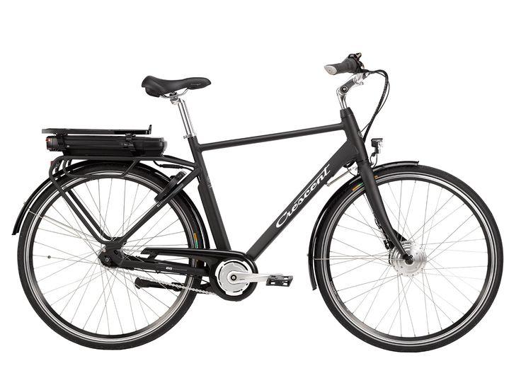 Crescent Elwin 7v EL (2016) Svart elcykel hos Cykelhuset i Göteborg och uddevalla 13.995 SEK