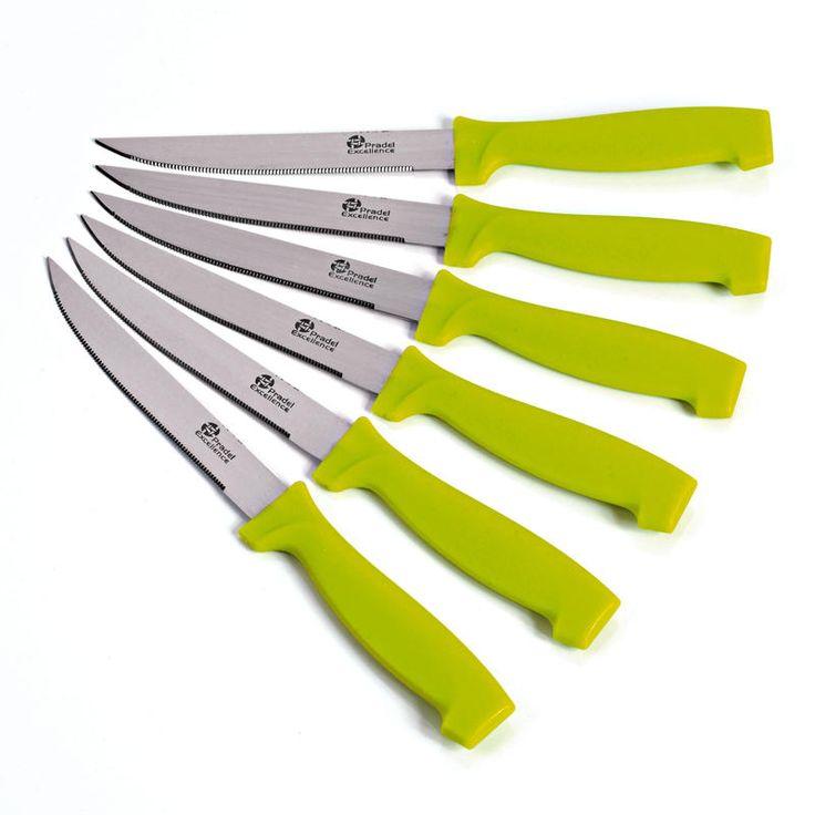 6 steakových nožů | Magnet 3Pagen #magnet3pagen #magnet3pagen_cz #magnet3pagencz #3pagen #grilovani