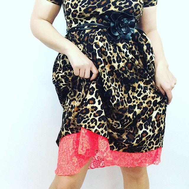 Amelia layered with a Lola skirt