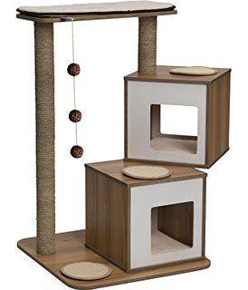 cardboard box cat tree - Google Search                              …