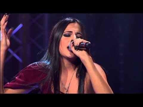 O Ses Türkiye - Ayda Mosharraf - YouTube