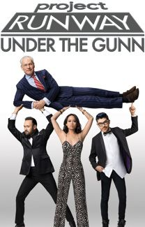 Project Runway spinoff series featuring Tim Gunn and previous series winners mentoring up an coming designers.
