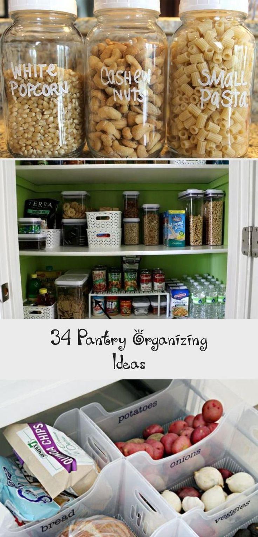 34 pantry organizing ideas diy pantry organizing ideas