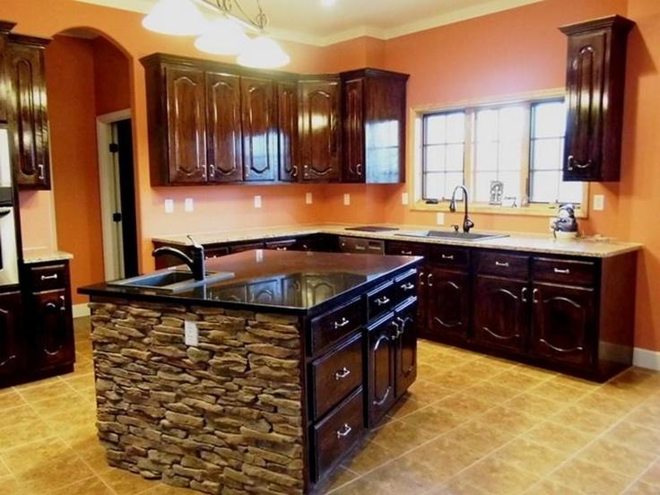 Beaufiful Stone Kitchen Island Images Gallery >> Stone Kitchen ...