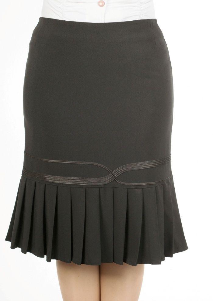 Юбка женская 225-1 | Женские юбки оптом от производителя (Россия)