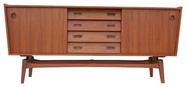 Bowery & Grand Clarion Sideboard midcentury-buffets-and-sideboards