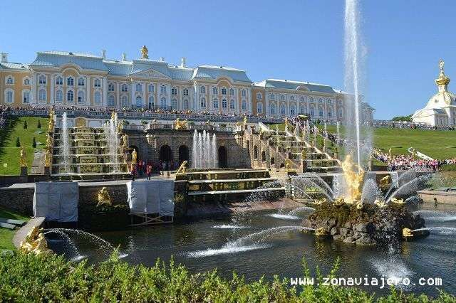 Que ver en San Petersburgo en dos días (Rusia)