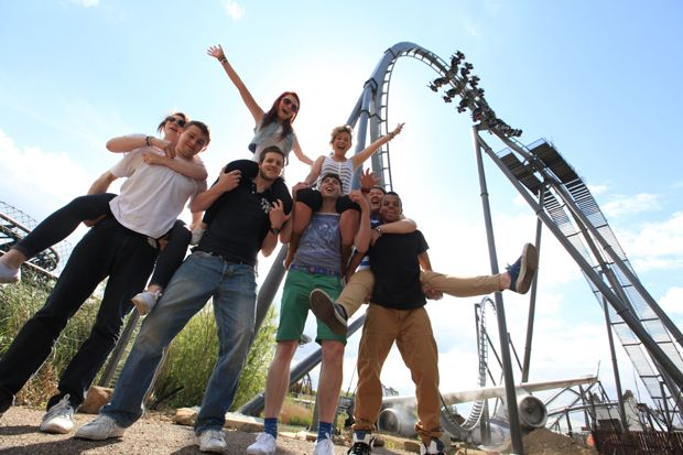 Join Sun+ and get free entry to Thorpe Park Resort