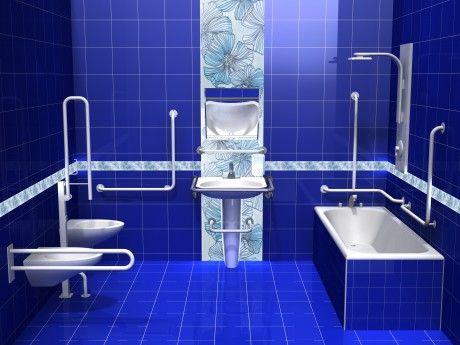 ADA bathroom designs