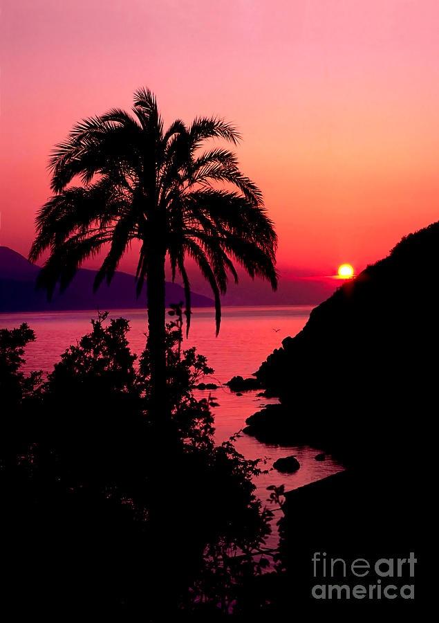 ✯ Sunset in Forno beach - Island of Elba , Italy