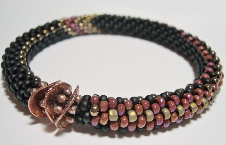 36 mejores imágenes de koralikowe sznury en Pinterest | Ganchillo ...