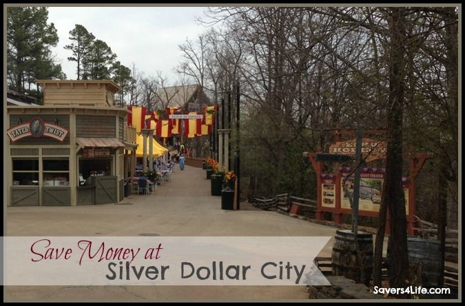How to save money at the wonderful Silver Dollar City in Branson, Mo!