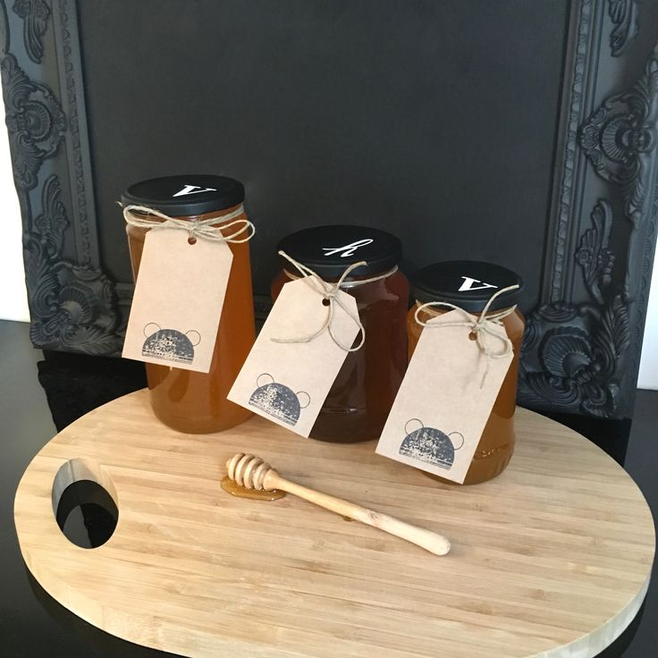 honey Basic package design