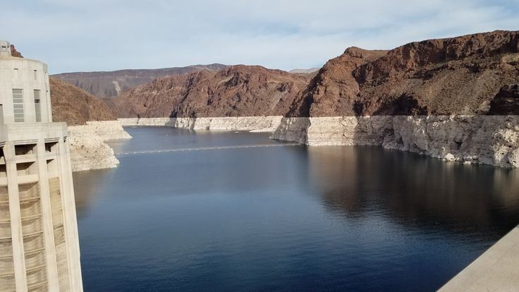 No Bad Days RVing: Hoover Dam/Lake Mead |Hoover Dam Water
