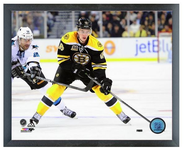 9bdbac79ac9 Reilly Smith 2013-2014 Boston Bruins - 11x14 Photo in a Glassless Sports  Frame