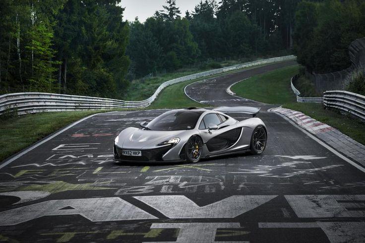 McLaren P1 price, specs, and Nurburgring video | Evo