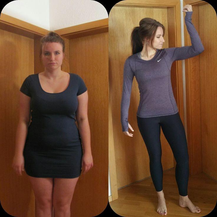 После диеты вес