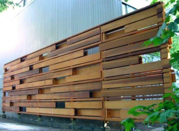Top 70 Best Wooden Fence Ideas Exterior Backyard Designs Modern Fence Design Wood Fence Design Backyard Fences