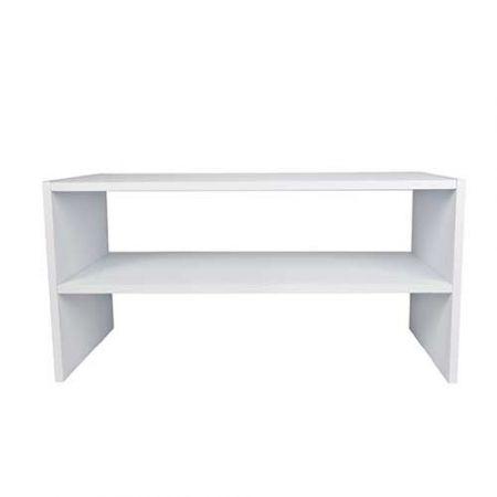 Howards Storage World   2 Shelf White Storage Rack #howardsstorage #christmaswishlist