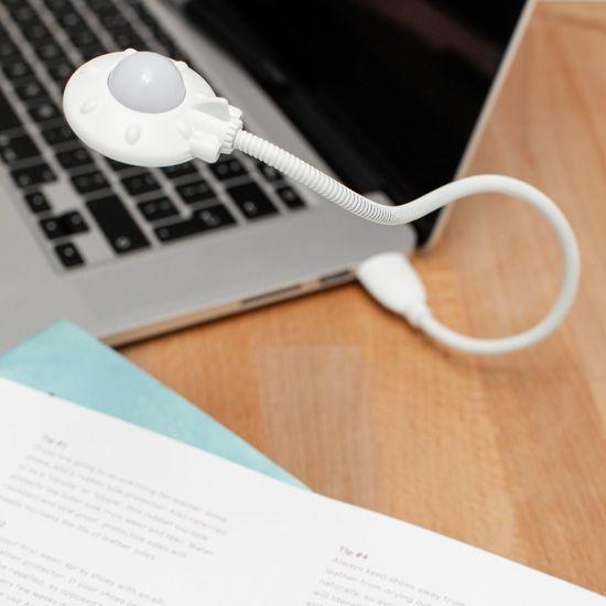 Lámpara USB en forma de ovni