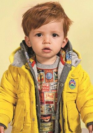 jacket, hoody, t-shirt, yellow, toddler, boy #love the haircut