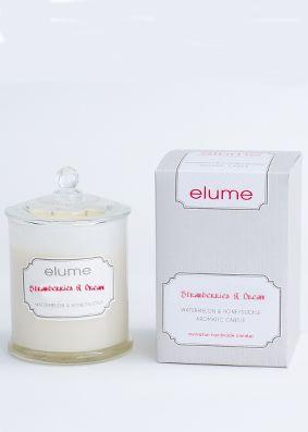 Elume Favourites Strawberries & Cream Candle