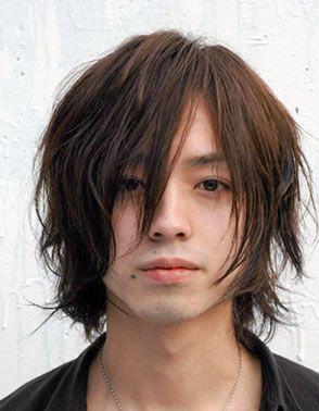 髪型 メンズ ミディアム - Google 検索