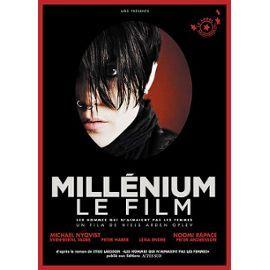 50 - #Millénium (dans le classement des 100 films préférés sur PriceMinister)