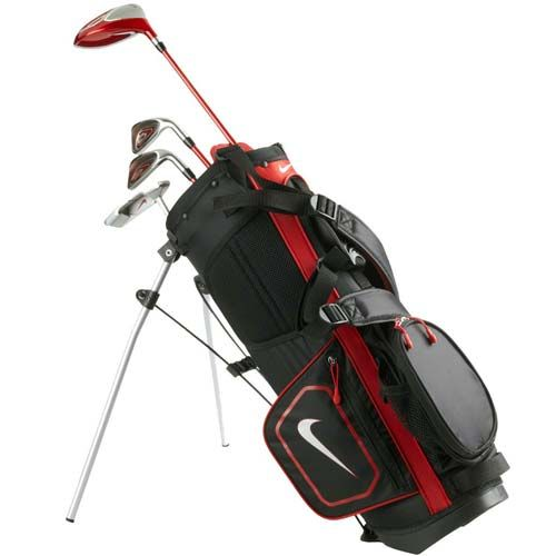 Nike Golf Clubs - VRS Step 1 (5-8 yrs) Junior Golf Set - Free European Delivery