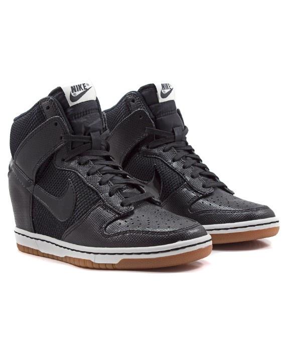 Nike Air Force 1 Mi Silos À Damen