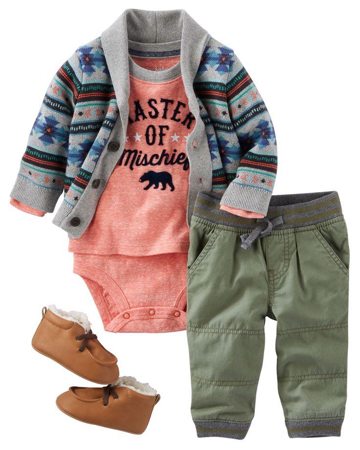 Baby Boy OKF16AUGBABY5 | OshKosh.com