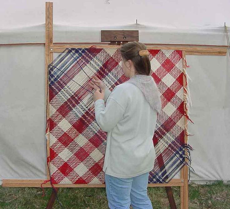 Selected YARNS Suggested for Use on the Spriggs Adjustable 7-ft Triangle or 5-ft Square Frame Looms